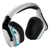 Logitech G933 RGB Wireless 7.1 Gaming Headset - White for  image