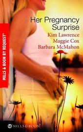 Her Pregnancy Surprise by Kim Lawrence image