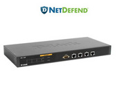 D-Link DFL-1100 Firewall, 1000 X VPN Tunnels, True Firewall