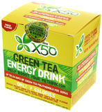 Green Tea X50 Mango - 60 Serves