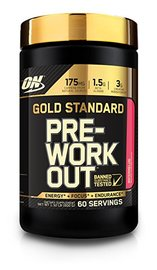 Optimum Nutrition Gold Standard Pre-Workout - Watermelon (600g)