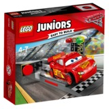 LEGO Juniors - Lightning McQueen Speed Launcher (10730)