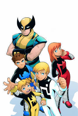 Power Pack: The Kids Are All Right image