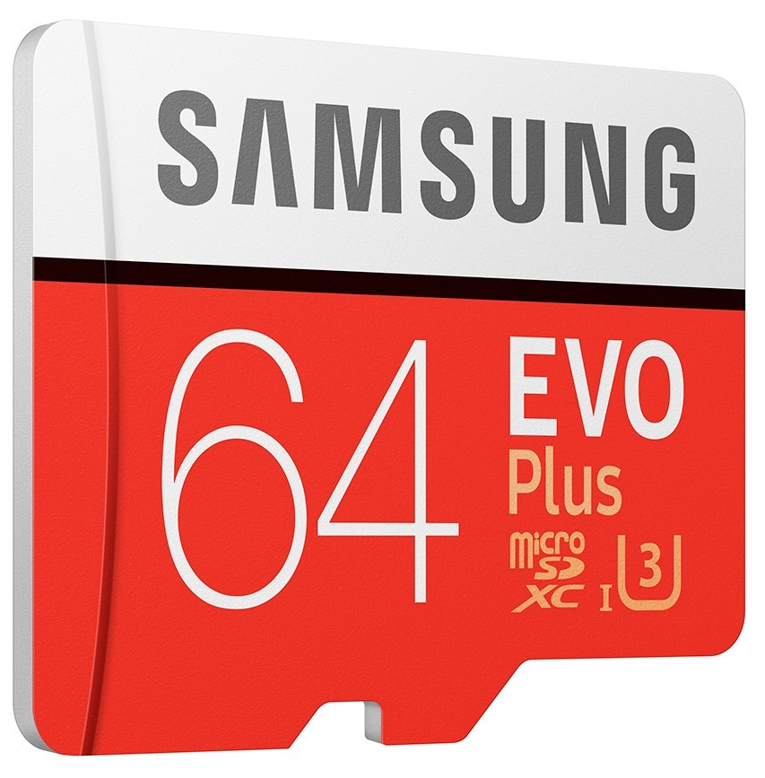 64GB Samsung Evo Plus Micro SD Card image