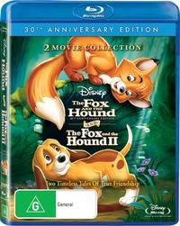 The Fox and the Hound / The Fox and the Hound II on Blu-ray