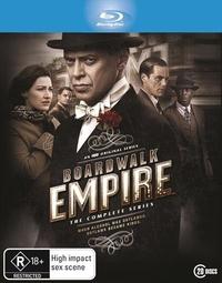 Boardwalk Empire - The Complete Seasons 1 - 5 on Blu-ray