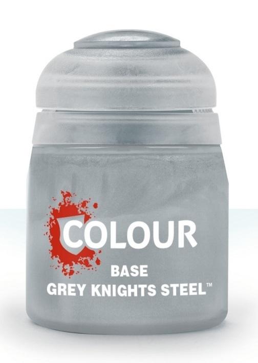 Citadel Base: Grey Knights Steel (12ml)
