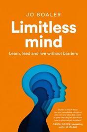 Limitless Mind by Jo Boaler image