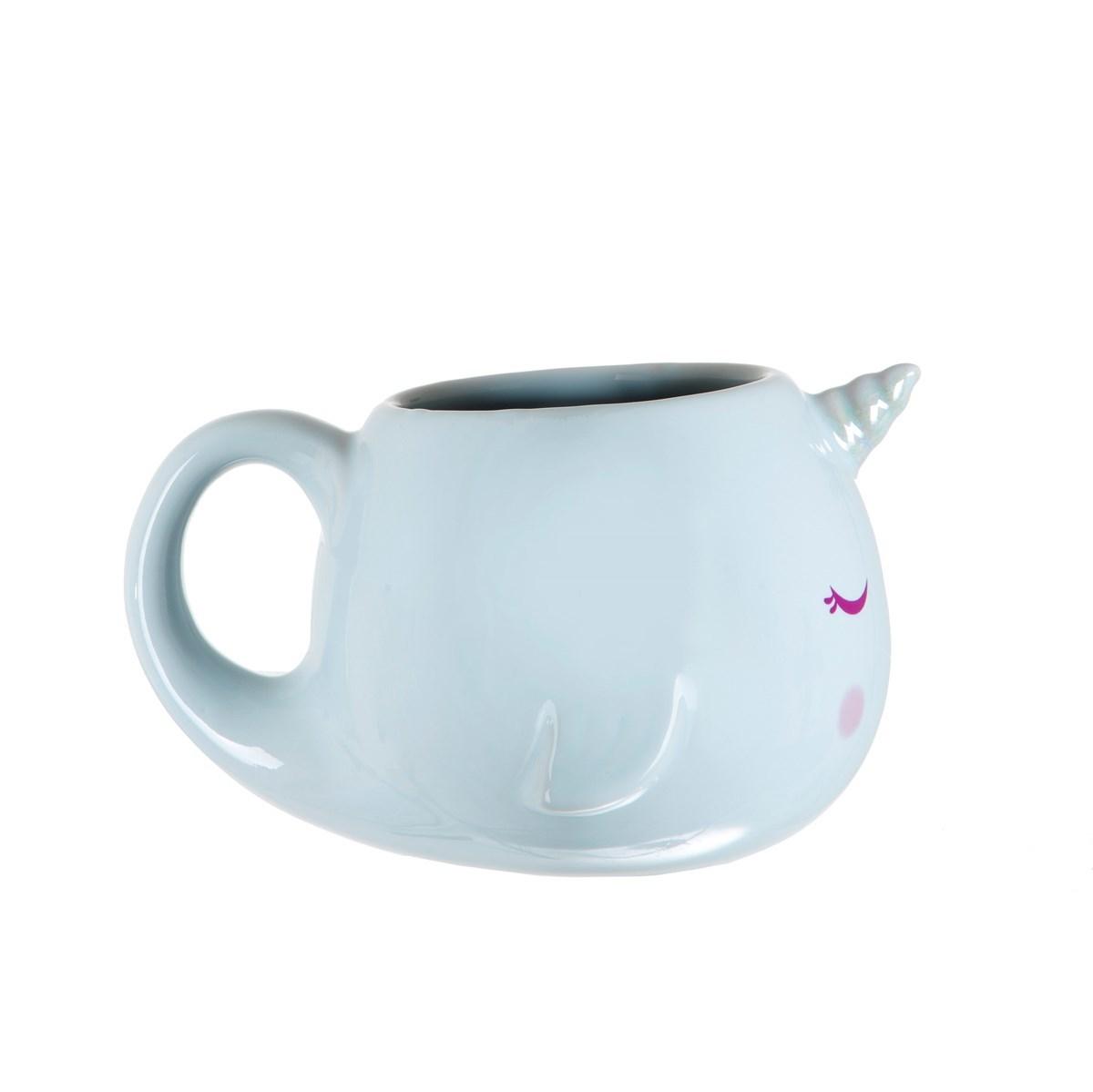 Sass & Belle: Alma Narwhal Mug image