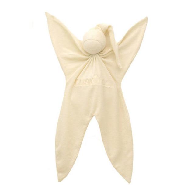 Cuski: Organic Cuskiboo Comforter - Cream