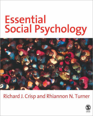 Essential Social Psychology by Richard J. Crisp image