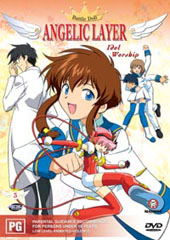 Battle Doll Angelic Layer - Volume 3 on DVD