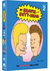 Beavis And Butt-Head - The Mike Judge Collection: Vol. 2 (3 Disc Set) on DVD