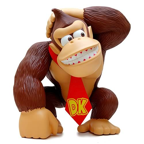Nintendo Donkey Kong 12-Inch Vinyl Figure image