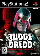 Judge Dredd vs Judge Death for PS2