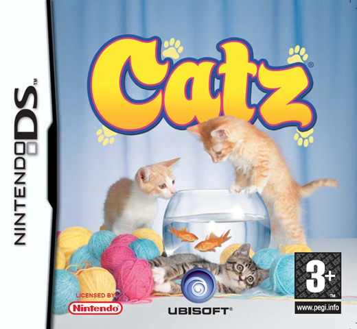 Catz 2006 for Nintendo DS