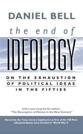The End of Ideology by Daniel Bell image