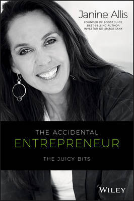 The Accidental Entrepreneur by Janine Allis image