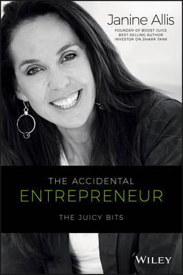 The Accidental Entrepreneur by Janine Allis image