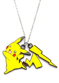 Pokemon Pikachu Lightning Bolt Necklace