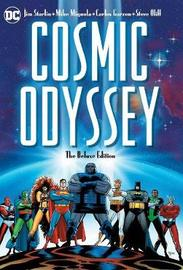 Cosmic Odyssey The Deluxe Edition HC by Jim Starlin