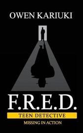 F.R.E.D. Teen Detective by Owen Kariuki image