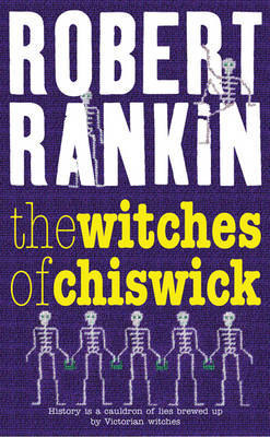 The Witches of Chiswick by Robert Rankin image