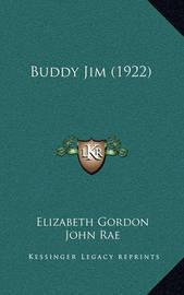 Buddy Jim (1922) by Elizabeth Gordon