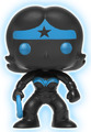 Justice League - Wonder Woman (Silhouette Glow) Pop! Vinyl Figure