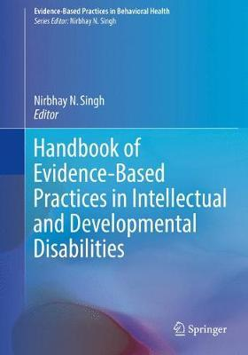 Handbook of Evidence-Based Practices in Intellectual and Developmental Disabilities image