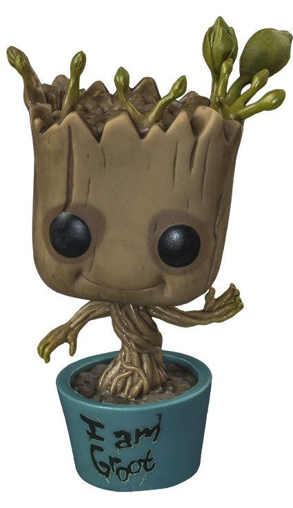 Guardians of the Galaxy - Dancing Groot (I Am) Pop! Vinyl Bobble Figure