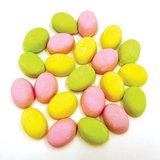 Assorted Puffs 1kg - Rainbow Confectionery