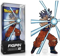 Dragon Ball Z: Ultra Instinct Goku V2 (#359) - Collectors FiGPiN
