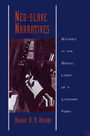 Neo-slave Narratives by Ashraf H.A. Rushdy image