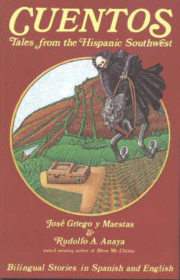 Cuentos by Jose Griego y Maestas image