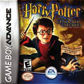 Harry Potter: Chamber Of Secrets for GBA