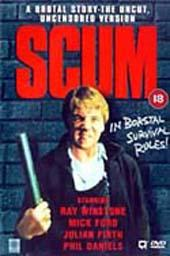 Scum on DVD