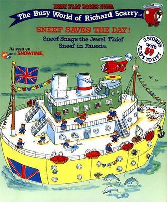Sneef Saves the Day! by Richard Scarry image