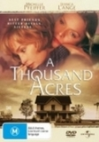 Thousand Acres, A DVD