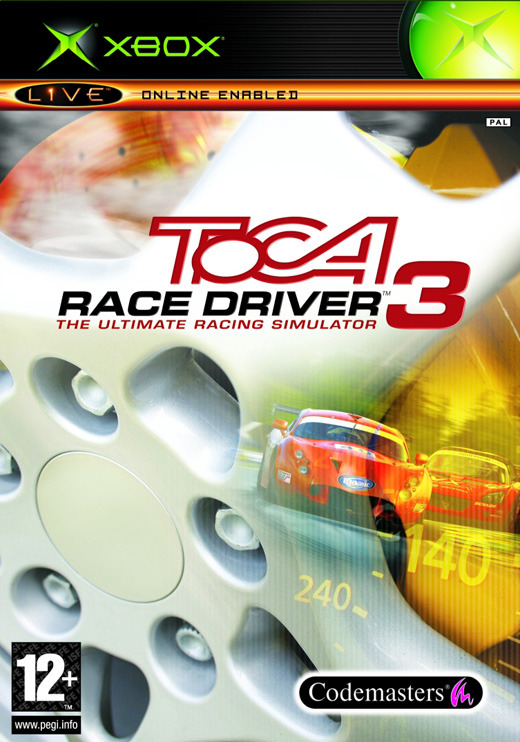 TOCA Race Driver 3 (AKA V8 Supercars 3) (Classic) for Xbox