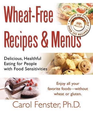 Wheat-Free Recipes & Menus by Carol Fenster image