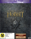 The Hobbit: The Battle of Five Armies - Extended Edition (UV) on Blu-ray