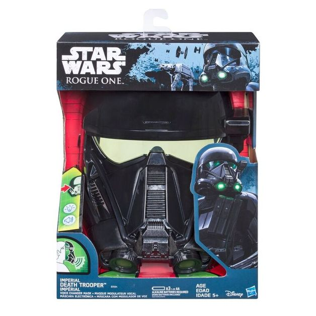 Star Wars Rogue One: Shark Trooper - Deluxe Electronic Mask