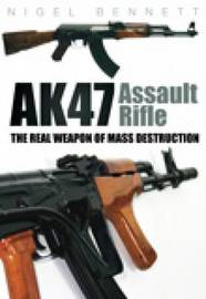 AK47 Assault Rifle by Nigel Bennett image