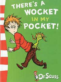 There's a Wocket in My Pocket: Blue Back Book by Dr Seuss