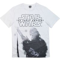 Star Wars Force Awakens Chewbacca T-Shirt (Large)