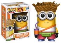 Despicable Me 3: Dave Tourist - Pop! Vinyl Figure