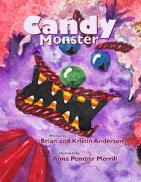 Candy Monster by Brian Anderson image