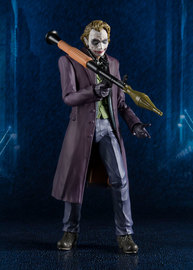 S.H.Figuarts - Joker (The Dark Knight Ver.) Figure image