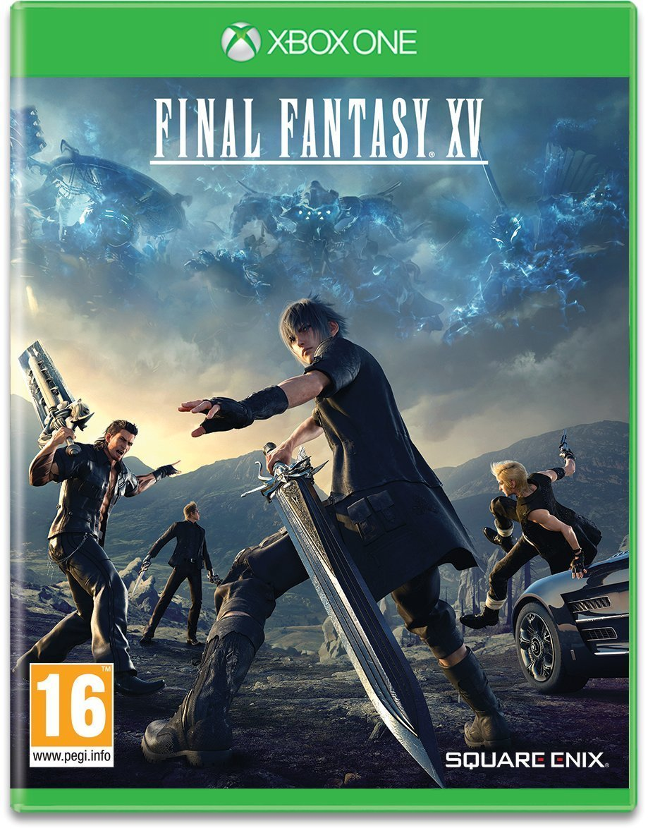 Final Fantasy XV for Xbox One image